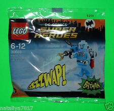 LEGO SUPER HEROES BATMAN CLASSIC ## MR. FREEZE - POLYBAG 30603 NEU - NEW ## =TOP