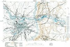 Trench Map Ww1 Arras March 1917 1 10 000 Scale Ordnance Survey Repro ...