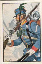 Bavaria Infanterie Corporal 1866 Deutsches Heer Germany Uniform IMAGE CARD 30s
