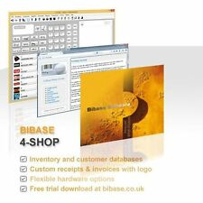 Full Point of Sale Shop POS Inventory EPOS Till Software