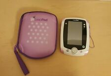 LeapFrog LeapPad 1 Original Explorer Learning Tablet Pink with Case And 1 Game