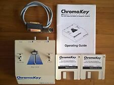 ChromaKey (Blue Screen) For Commodore Amiga, MicroSearch (As-Is)