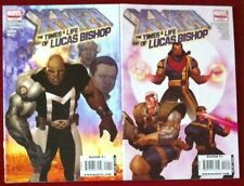 X-Men: The Times & Life Of Bishop (2009) #1 & 3 - Comic Books - Marvel Comics