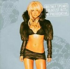 BRITNEY SPEARS: MY PREROGATIVE: GREATEST HITS – 2 CD SET, BEST OF, SEALED NEW