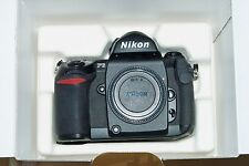 Nikon F6 35mm SLR Film Camera Body Only - MINT condition, BOX included!!!