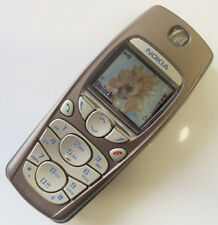 NOKIA 3595 COPPER BROWN UNLOCKED CELLULAR PHONE USED