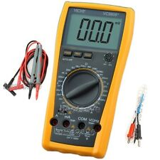 VICHY VC9808+ Digital Multimeter Inductance Res Cap Freq Temp DCV/A ACV/A B0208