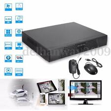 H.264 8CH Network CCTV Video Recorder 1080P HD NVR ONVIF P2P Cloud HDMI VGA USB