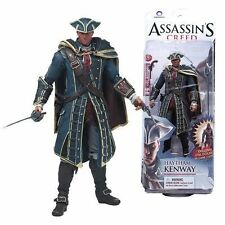"ASSASSINS CREED/ FIGURA HAYTHAM KENWAY 15 CM/ACTION FIGURE 6""  IN BLISTER"