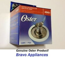 Genuine Oster Blender Stainless Steel Blade 4961 with one Gasket Sealing Ring