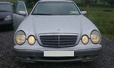 MERCEDES E200 KOMPRESSOR 2001 PETROL W210 O/S RIGHT BREAKING ALL PARTS N/S LEFT