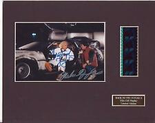 BACK TO THE FUTURE 2 FILM CELL DISPLAY  #2 LIMITED EDITION EXTREMELY RARE