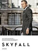 Skyfall (DVD, 2015) Javier Bardem, Judi Dench, James Bond 007 (New)