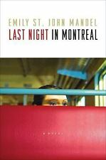 Last Night in Montreal-ExLibrary