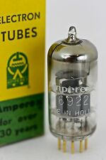 1960 NOS PHILIPS AMPEREX HOLLAND 6922 E88CC TUBE Platinum Low Noise for RODE K2