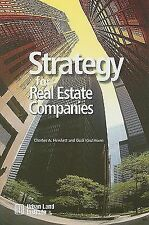 Strategy for Real Estate Companies (HC) Charlie A. Hewl