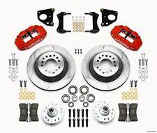 """Dodge Charger,Challenger,Wilwood Superlite 6R Front Big Brake Kit,12.88"""" Rotors~"""