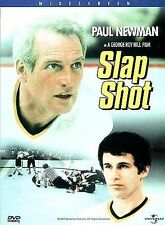 Slap Shot (DVD, 1999) RARE 1977 HIT; PAUL NEWMAN IN VERY FUNNY HOCKEY MOVIE