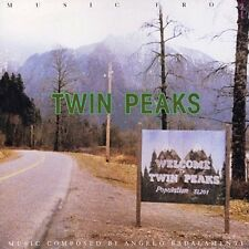 TWIN PEAKS ORIGINAL SOUNDTRACK PRESALE NEW VINYL LP REISSUE OUT 19th MAY