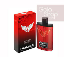 POLICE ISTINCT 100ML EAU DE TOILETTE PROFUMO UOMO EDT NATURAL SPRAY