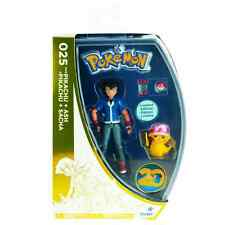 POKEMON 20th Anniversario Figure-Ash & Pikachu-NUOVO