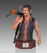 Walking Dead Daryl Dixon Web Exclusive Bust 382/4500 Gentle Giant NEW SEALED