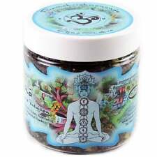 Third Eye Chakra Ajna Resin Incense - Concentration and Intuition - 2.4oz Jar