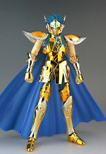 Toyzone Saint Seiya Cloth Myth EX Gold Aquarius Camus metal Cloth TV version