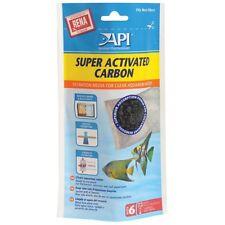 API Rena Filstar XP Super Activated Carbon Size 6 BULK BOX 6 Pouches