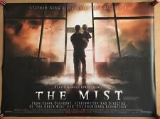 Rare - The Mist - Original Cinema Quad Poster - Stephen King - Horror