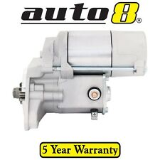 BRAND NEW STARTER MOTOR TO SUIT TOYOTA HILUX SURF 2.4L (2L) DIESEL 1988 TO 1998