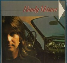 RANDY MEISNER (OF THE EAGLES) self titled s/t  6E-140 usa 1978 LP PS EX+/EX