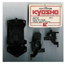 VINTAGE Kyosho Pure Ten EP Alpha FRONT GEAR BOX A AE12 AE12B 1st VERSION OLDSTOK