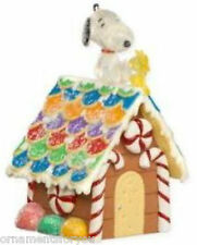 Hallmark 2008 Home Sweet Home Peanuts Gang Ornament