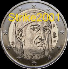 2 EURO COMMEMORATIVO ITALIA 2013 BOCCACCIO