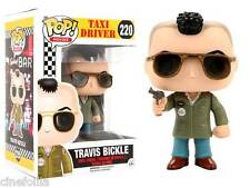 Figura vinile Taxi Driver Travis Bickle Pop! Funko movies Vinyl figure n° 220