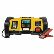 Stanley Fatmax Power Station Jump Starter USB Charger Air Pump 1000 Peak Amp