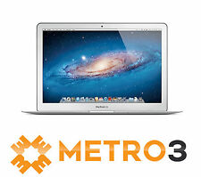 """Apple MacBook Air Core i5 1.3GHz 4GB 128GB SSD 11.6"""" Laptop AirPort OS X Mid2013"""