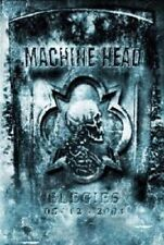 "MACHINE HEAD ""ELEGIES"" DVD NEUWARE!"