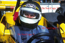 Jean-Pierre Jarier ATS Racing Penske PC4 Spanish Grand Prix 1977 Photograph 2