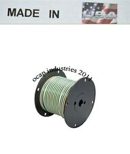 Trailer Light Cable Wiring Harness 16 Gauge 4 Conductor Bonded Parallel 100' USA