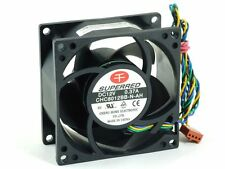 Cheng Superred CHC8012BB-N-AH 80x80x38mm Fan/Ventola 4Pin IBM Lenovo M57e