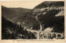 CPA MOREZ - Les Viaducs de l'Évalude et des Crottes (212049)