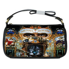 Michael Jackson Dangerous Shoulder Clutch Bag/Purse/Handbag-NEW