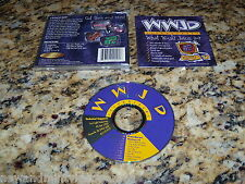 Wwjd What Would Jesus Do? Screen Saver Windows (PC, Program) (Mint)