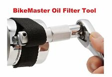 BikeMaster Motorcycle Oil Filter Tool Triumph BMW Cruiser Sport Bike