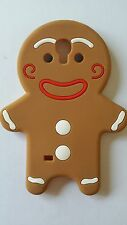 IT- PHONECASEONLINE SILICONE COVER CAKE PARA SAMSUNG GALAXY S4