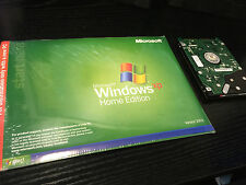 Windows XP HOME EDITION~NO PRODUCT KEY~HARD DRIVE~FREE SHIP~NEW