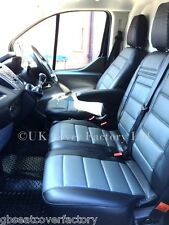 RENAULT TRAFIC UPTO 2014 VAN SEAT COVERS- MADE T O MEASURE 2A120C