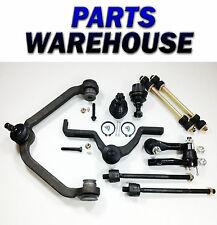 New 10Pc Front Suspension Kit For 1997-2005 Ford Explorer/Ranger 1Yr Warranty